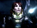 "Prometheus star Noomi Rapace says however that ""there are similarities""."