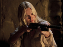 Watch the opening scene from Kate Bosworth's thriller Straw Dogs.