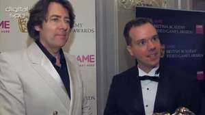 Jonathan Ross, Valve on Portal 2 BAFTA victory