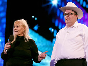 Britain's Got Talent 2012 Episode 1 - Bradley and Barbara