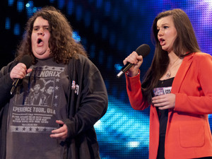 Britain's Got Talent 2012 Episode 1 - Jonathan and Charlotte