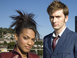 Doctor Who Companions: Freema Agyeman