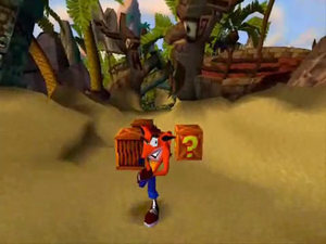 &#39;Crash Bandicoot&#39; screenshot