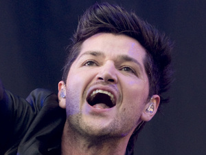 Danny O&#39;Donoghue at &#39;T in the Park&#39; 