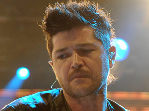 Danny O&#39;Donoghue at BBC Radio 1&#39;s Big Weekend 2011
