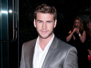 Liam Hemsworth New York Premiere of 'The Hunger Games' at the SVA Theater - Arrivals