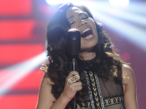 American Idol Season 11 - The Top 10 Perform - Jessica Sanchez