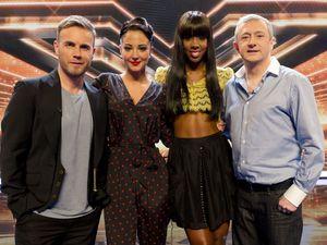 Tulisa Contostavlos, X Factor