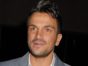 Peter Andre at the launch of Amy Childs' SS12 Clothing Collection launch at the Gilgamesh Bar