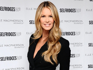 Elle Macpherson - The Australian model and actress celebates her 48th birthday on Thursday.