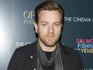 Ewan McGregor - Coltrane&#39;s fellow Scot - star of hit movies including the Star Wars prequel trilogy and Moulin Rouge, is 41 on Saturday.