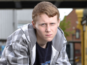 Jamie Borthwick as Jay Brown in EastEnders