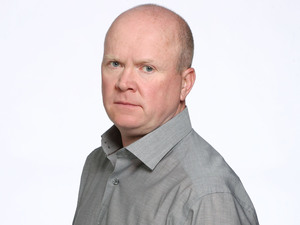 Steve McFadden as Phil Mitchell in EastEnders