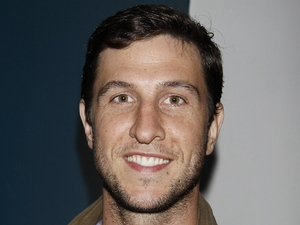 Pablo Schreiber World Premiere of the Manhattan Theatre Club production of 'We Live Here' at the MTC Theatre, Stage 1 - Arrivals New York City, USA