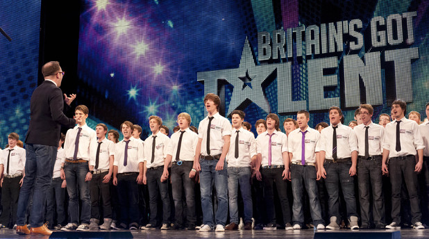 Britain's Got Talent 2012 Episode 1 - Only Boys Aloud