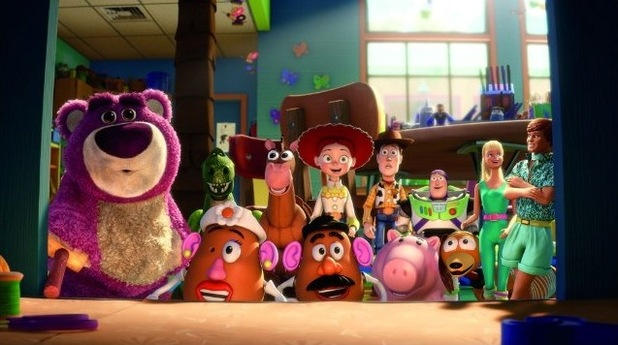 Pixar Toy Story 3