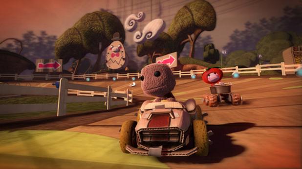 'LittleBigPlanet Karting' unveiling