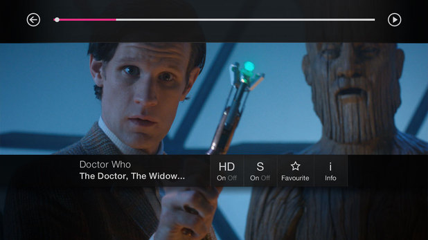 BBC iPlayer on the Xbox 360