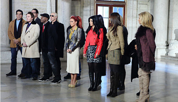 Celebrity Apprentice S12E05: 'I'm Going To Mop The Floor With You'