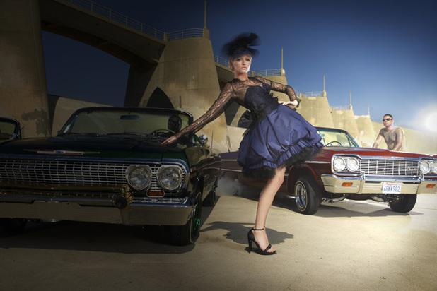 America's Next Top Model British Inva