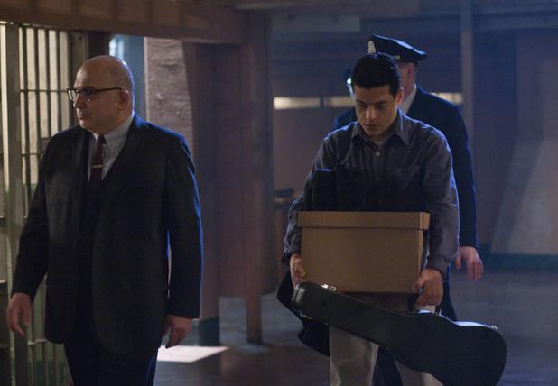 Alcatraz S01E11: 'Webb Porter'