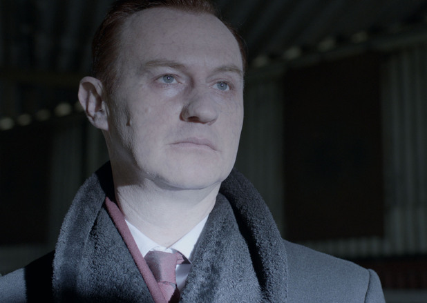 Mr Snow (MARK GATISS)