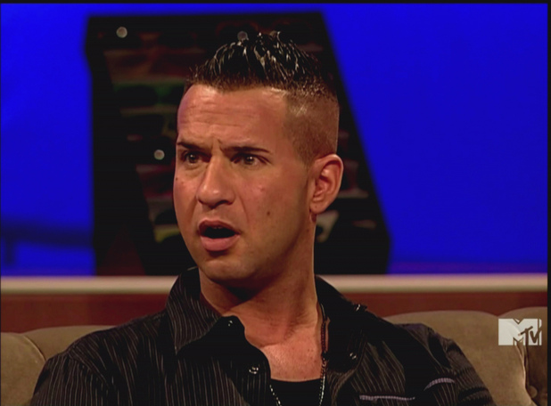 Mike 'The Situation' Sorrentino MTV's 'Jersey Shore' Season 5 Reunion The cast members relive the highs and lows of their summer on the shore