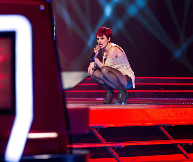The Voice UK Blind Auditions Episode 1: J Marie Cooper