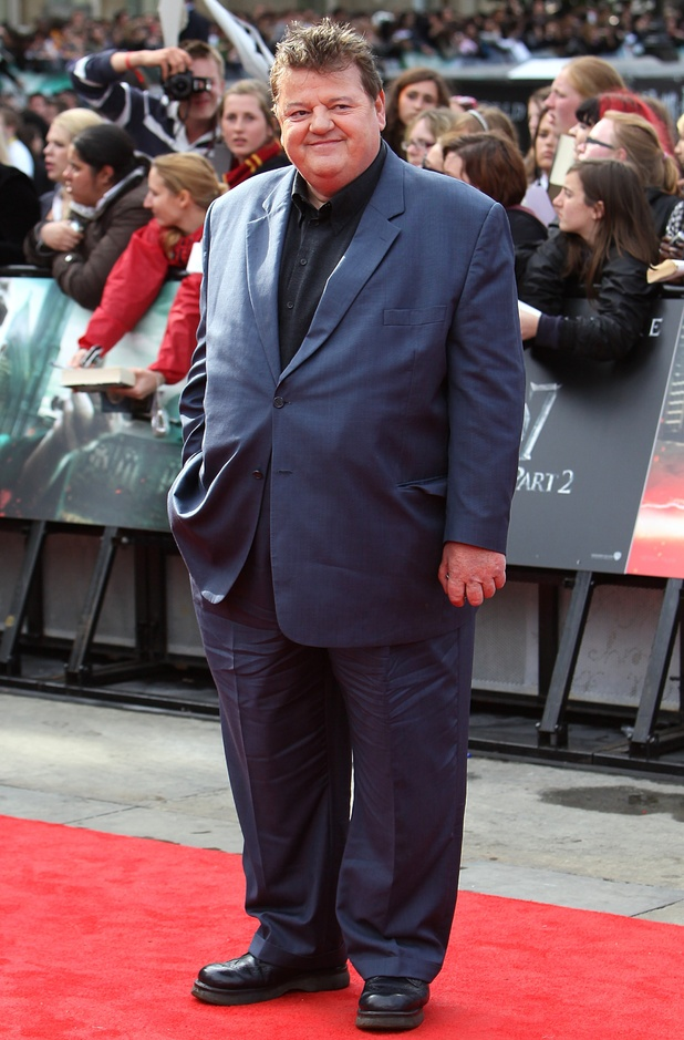 Robbie Coltrane OBE - The Scottish actor, Hagrid in the Harry Potter series, is 62 on Friday.