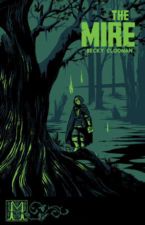 'The Mire' cover