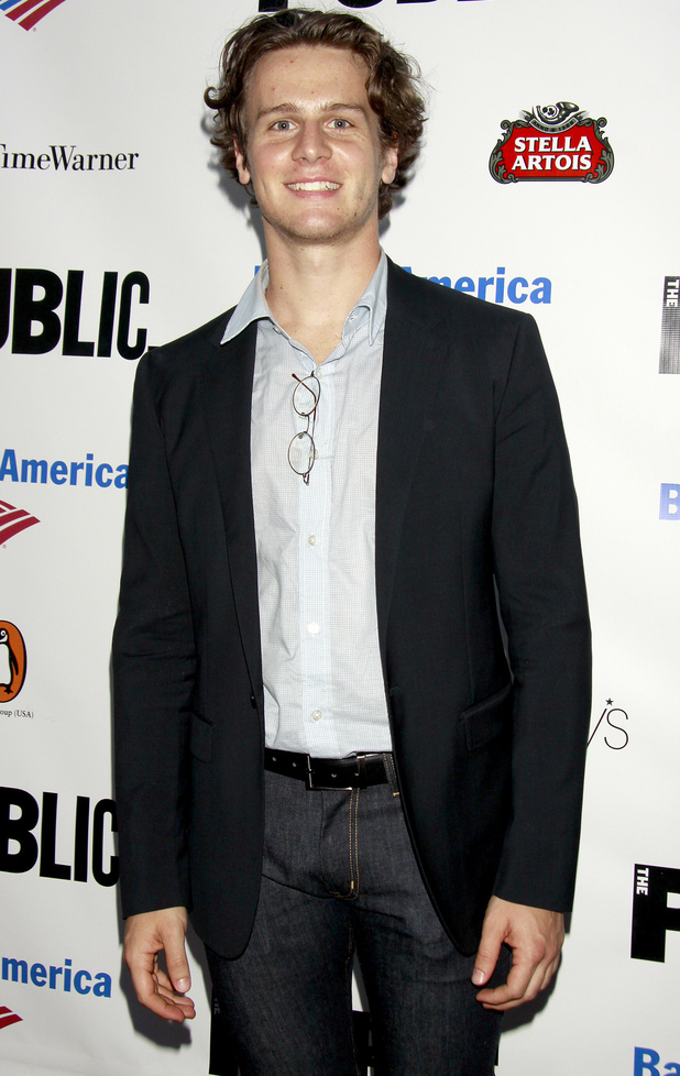 Jonathan Groff - Best known for his role as Jesse St. James in US TV's Glee, the singer also turns 27 today.