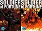 The publisher teams up with Soldier of Fortune magazine on the action series.