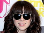 Carly Rae Jepsen grabs UK No.1 single