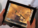 'Baldur's Gate' iPad port