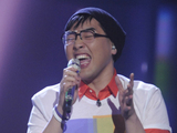 American Idol Season 11 - The Top 10 Perform - Heejun Han