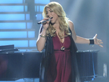 American Idol Season 11 - The Top 10 Perform - Elise Testone