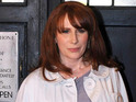 Tate says that she would be interested in reprising her role of Donna Noble.