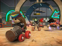 LittleBigPlanet Karting looks and plays exactly like ModNation Racers.