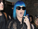 Today's pictures see Katy Perry catching the Eurostar to meet rumoured boyfriend Baptiste Giabiconi.