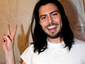 'Party Hard' singer Andrew WK will also play three UK live shows in April.