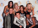 Westlife, Ronan Keating and classic tunes from Britney and Christina are also featured.