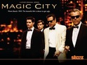 Magic City stars Jeffrey Dean Morgan and Olga Kurylenko are back for movie.