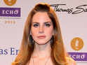 Lana Del Rey reportedly spends time with the Guns N' Roses frontman in Hollywood.