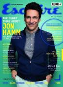 Jon Hamm, Esquire