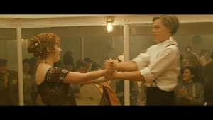 'Titanic' Third Class Dance video clip