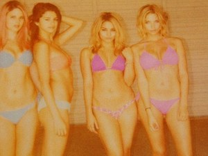 Selena Gomez, Ashley Benson, Vanessa Hudgens