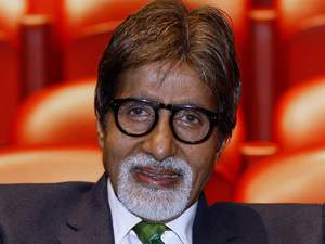 Bollywood actor Amitabh Bachchan