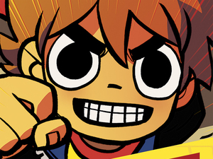 Scott Pilgrim in Colour