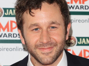 Chris O'Dowd The Empire Film Awards 2012- Arrivals London