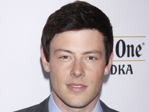Cory Monteith 23rd Annual GLAAD Media Awards at the Marriott Marquis Hotel - Arrivals.